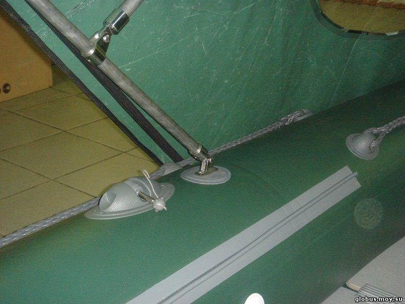 изготовление тента на лодку пвх своими руками